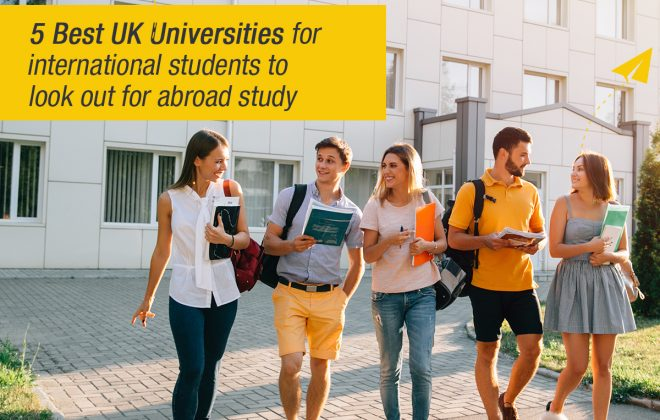 Study abroad consultant UK